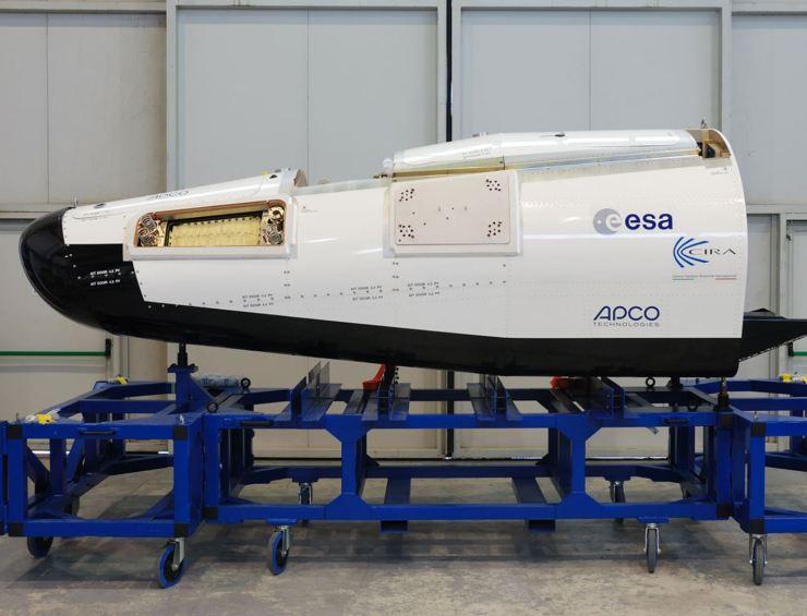 IXV-struttura-shuttle-esa